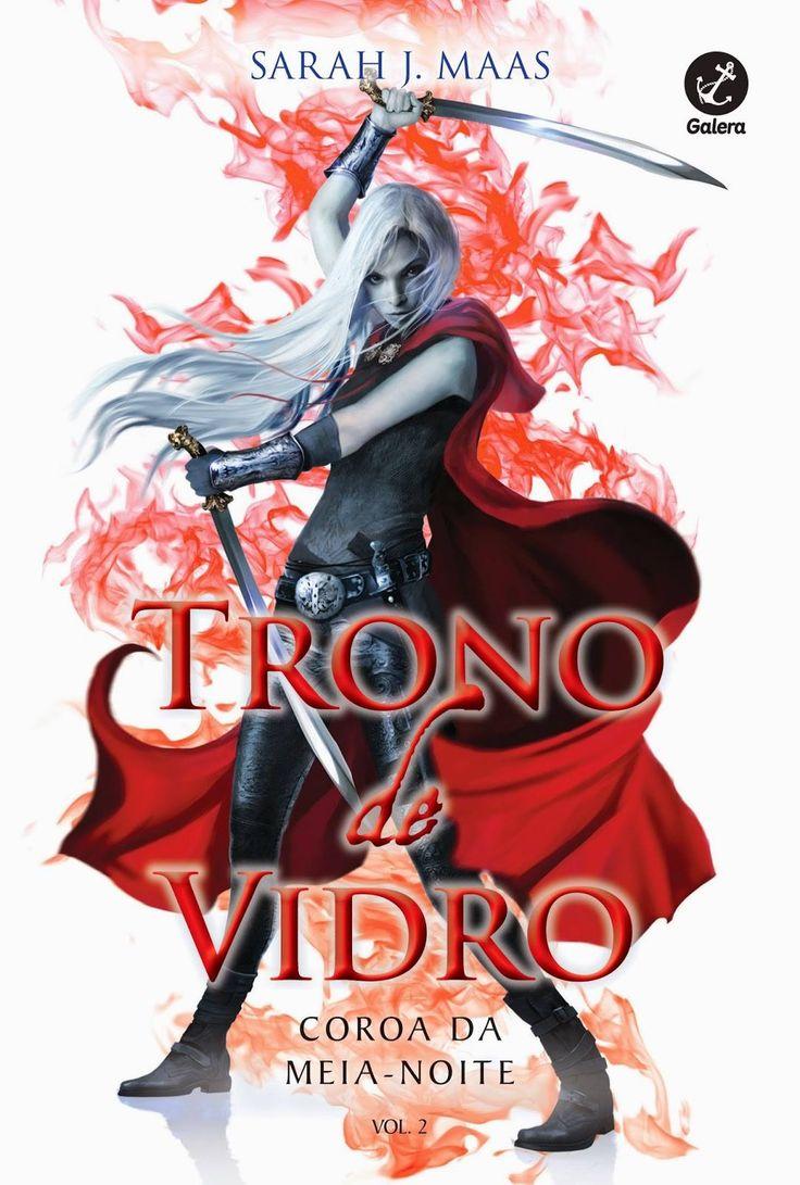 Trono de Vidro Coroa da Meia-Noite (Crow of Midnight) – Sarah J. Maas – #Resenha   O Blog da Mari