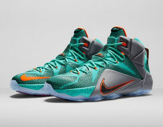 New LeBron James  12 | Lebron James Unleashes Lebron 12 Sneakers At Nike Headquarters