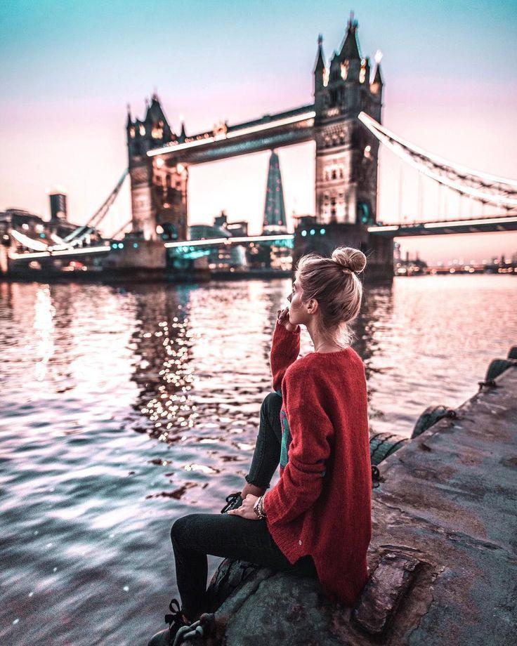 London lights, England, UK. #europe #travel #wande…