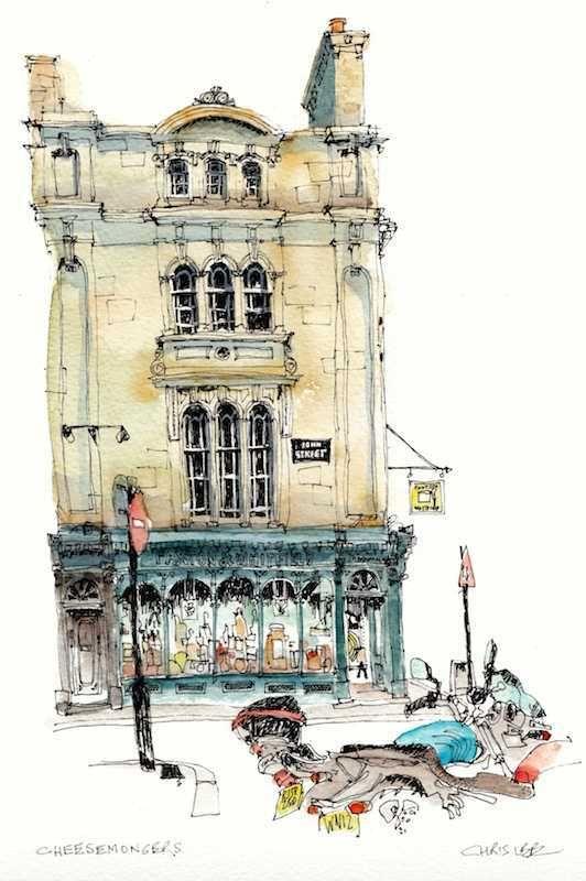 47 best chris lee images on pinterest urban sketching for Chris lee architect
