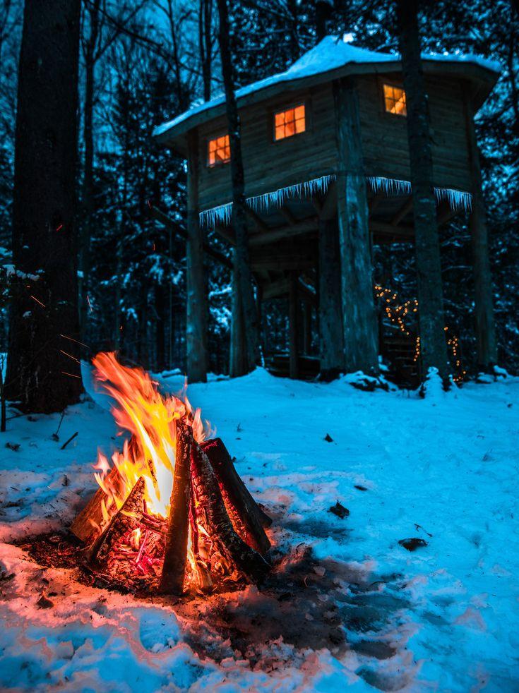 даже полном картинки зима дом огонь обои под