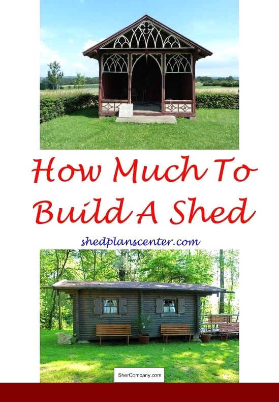 Shed Plans 10x12