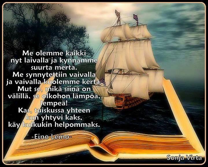 One of the greatest Finnish poets, Eino Leino