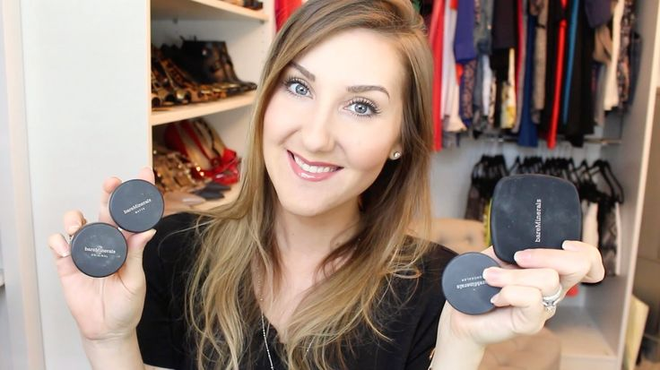 Bare Minerals FULL COVERAGE Tutorial & Everything You Need To Know