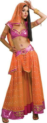 Special Offers Available Click Image Above: Deluxe Bollywood Costume - Bollywood Costumes