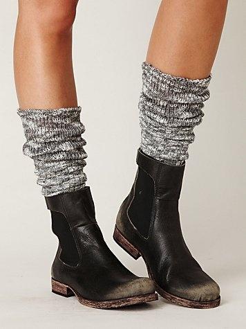 Great slouch sock.