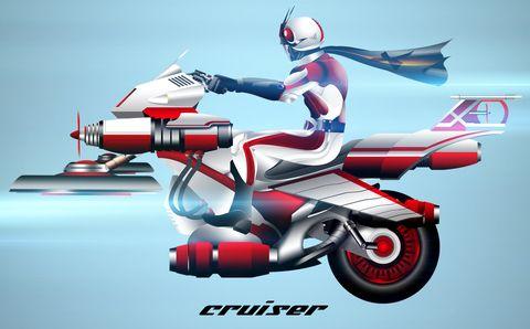「cruiser_flight_type」/「kameren」[pixiv]