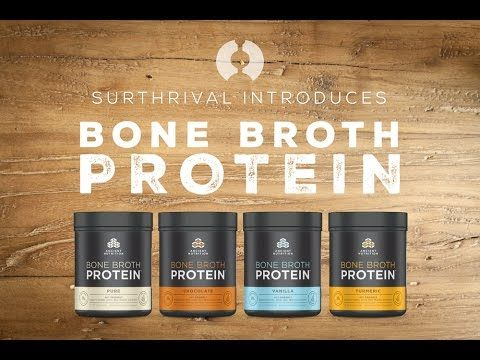 Bone Broth Protein™ Benefits - Dr Axe