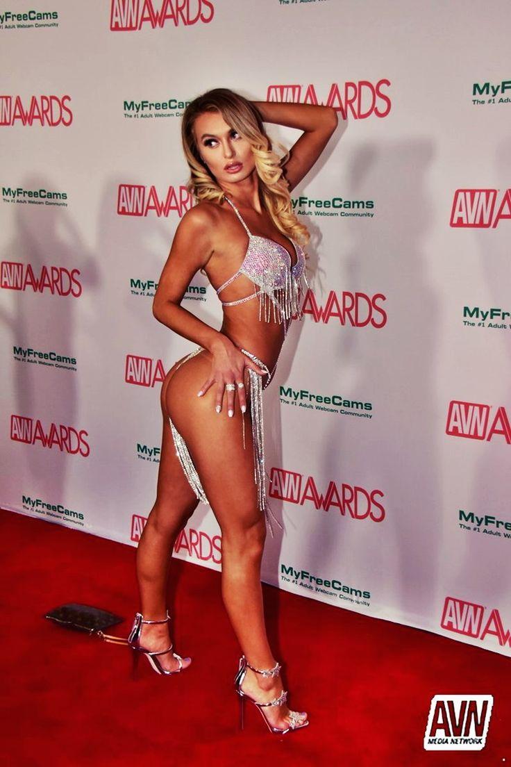 Natalia Starr 2018 Avn Awards Red Carpet Pics Pornstar