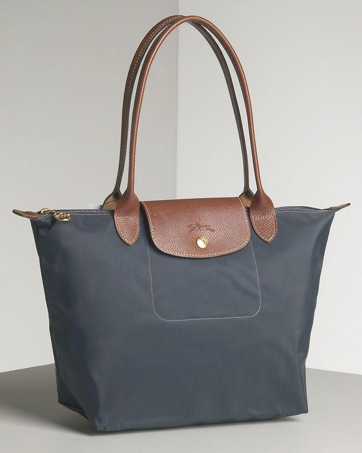 Longchamp Le Pliage Medium Shoulder Tote   Bloomingdale's