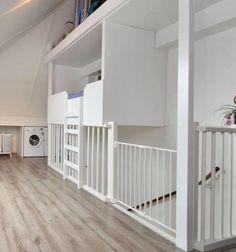 ... over Zolder Vliering op Pinterest - Penthouses, Zolderkamers en Lofts