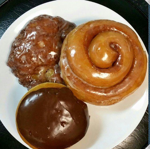 The best doughnuts in Austin.