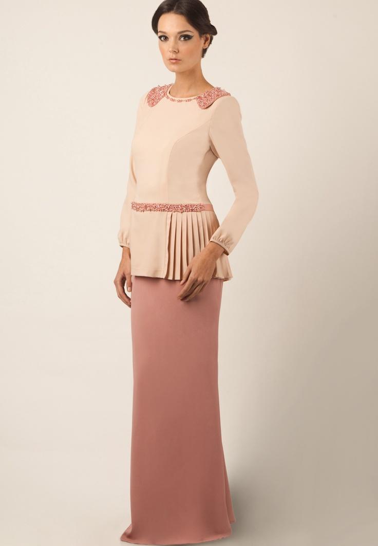 Jovian Jarielle Beige And Pink| ZALORA.co.id