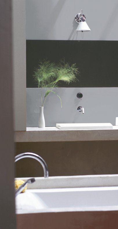 Une salle de bain épurée