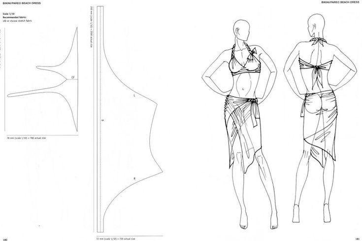 Пляжные наряды, которые не нужно шить!. Обсуждение на LiveInternet - Российский Сервис Онлайн-Дневников