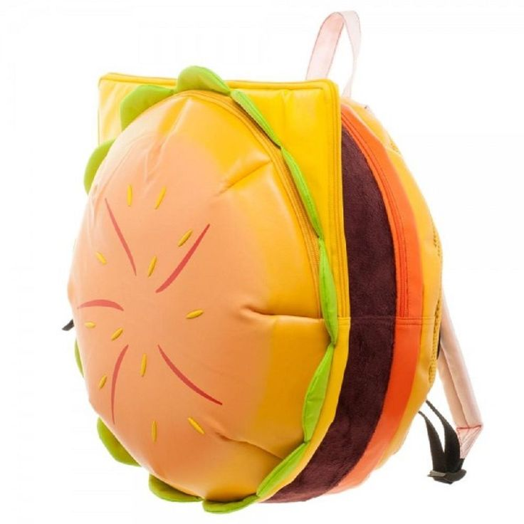 Cartoon Network Steven Universe Cheeseburger Backpack $43.16 A backpack. Does not include anything else. This is an officially licensed product.