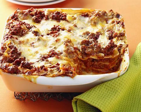 Lasagne klassisch Rezept - [ESSEN UND TRINKEN]