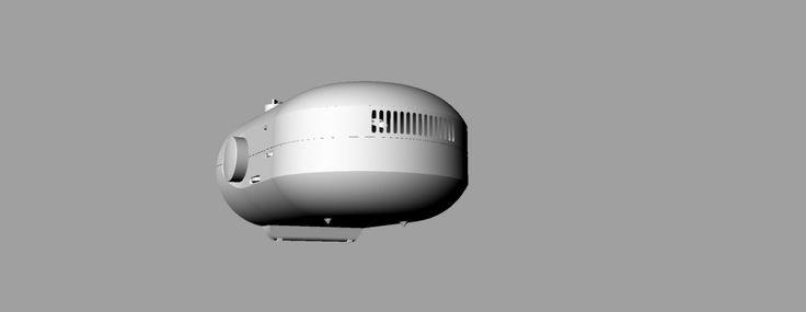 Rhinoceros CAD radio alarm clock