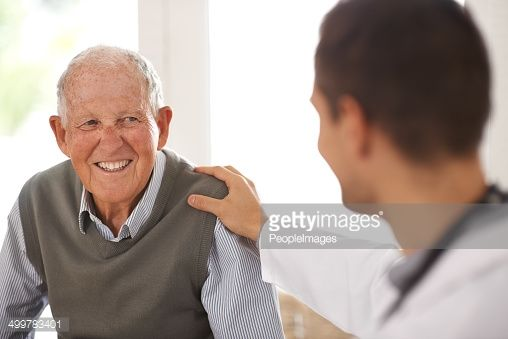 Stock Photo : Relax! You're in good hands