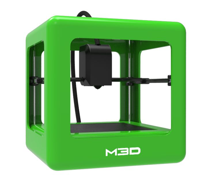 The Micro 3D Printer - waitíng for it to arrive....