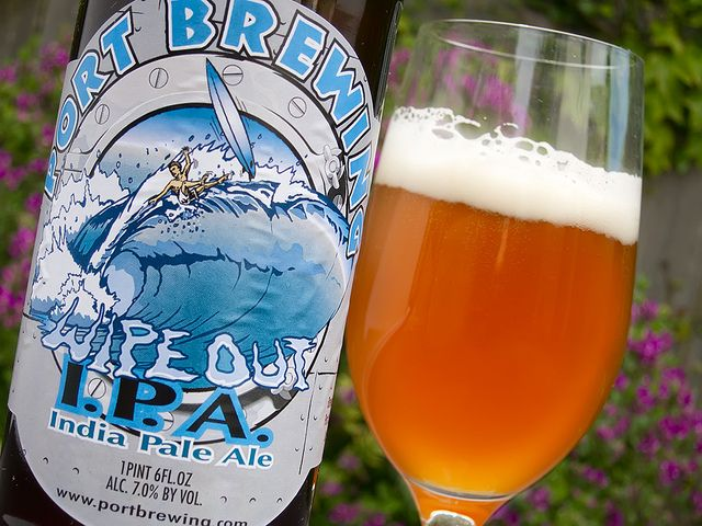 Port Brewing - Wipeout IPA | Flickr - Photo Sharing!: Photo Shared
