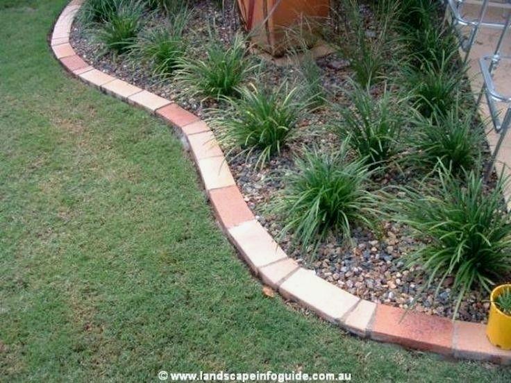 Landscaping Tremendous Landscape Edging Pavers The Best Garden Tips Family Handyman Borders Brick Stone For Cur Garden Edging Brick Garden Brick Garden Edging