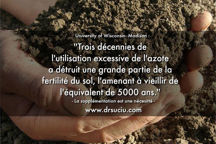 Photo la fertilité des sols est gravement réduite - drsuciu