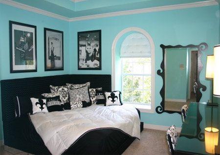 teen girl bedroom !! my daughter loved this room !!
