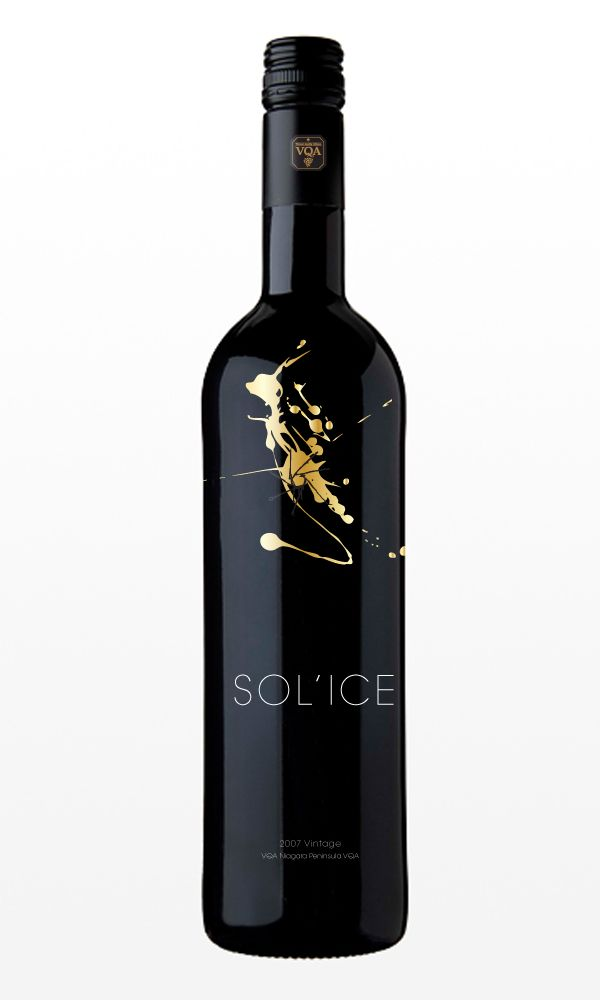 Wow!  This is perfect!  Though it's a wine bottle and might not exactly work for my product.  This is gorgeous.
