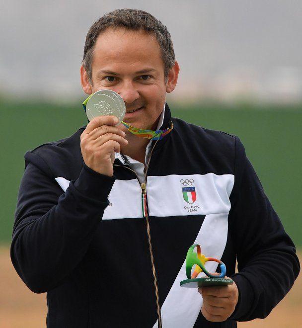Giovanni Pellielo- ARGENTO ( Fossa) Rio 2016
