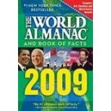 The World Almanac and Book of Facts 2009 (World Almanac & Book of Facts) (Paperback)By World Almanac Books