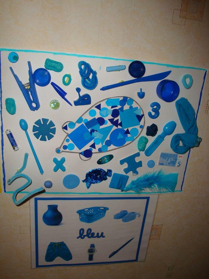 Les souris peintres nous apprennent les couleurs