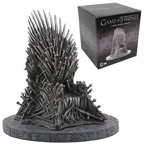 Game of Thrones Miniature Iron Throne 7-Inch Replica Statue