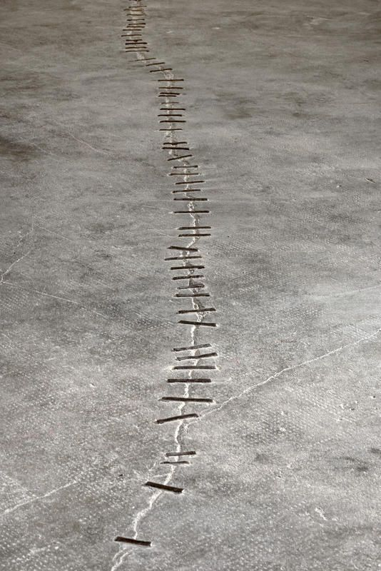 Traditional Repair, Immaterial Injury.  Artist : kader attia