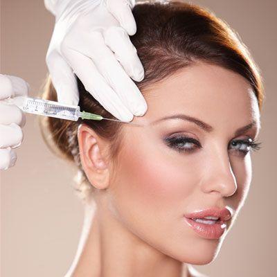 Reduce wrinkle richmond facial Botox