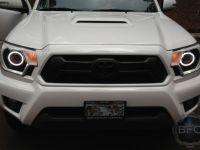2013 Tacoma Full Custom Headlight Build