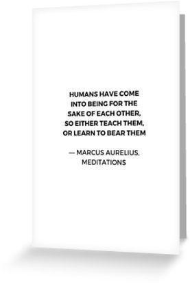 Stoic Inspiration Quotes – Marcus Aurelius Medit…