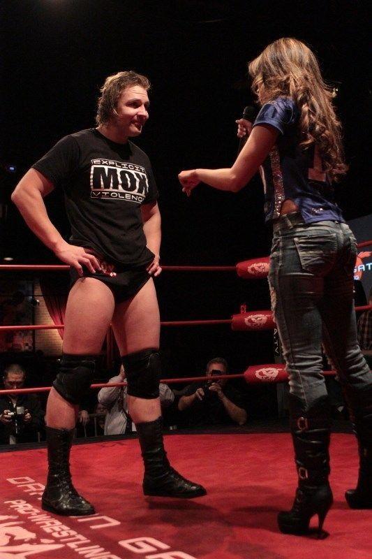 Dean Ambrose Candid Pre WWE Photo ROH WWE TNA ECW NXT New Japan CZW Jon Moxley…
