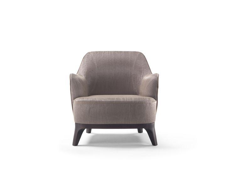 #Flexform MOOD LYSANDRE small #sofa #design Roberto Lazzeroni