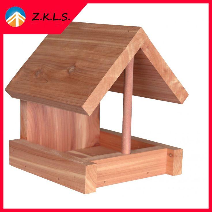 De madeira alimentador de pássaros que pendura na árvore para aves alimentação-imagem-Tigelas e alimentadoras para animais de estimação-ID do produto:60372049827-portuguese.alibaba.com