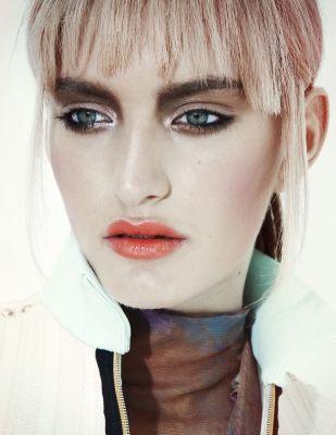 Inge de Lange, fashion stylist, Wrong Magazine