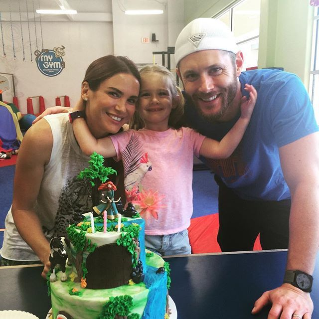 danneelackles512 on Instagram: Thanks @sugarmamasbakeshopatx and @mygymaustin for an Amazing Birthday! The Brave Cake was perfect!