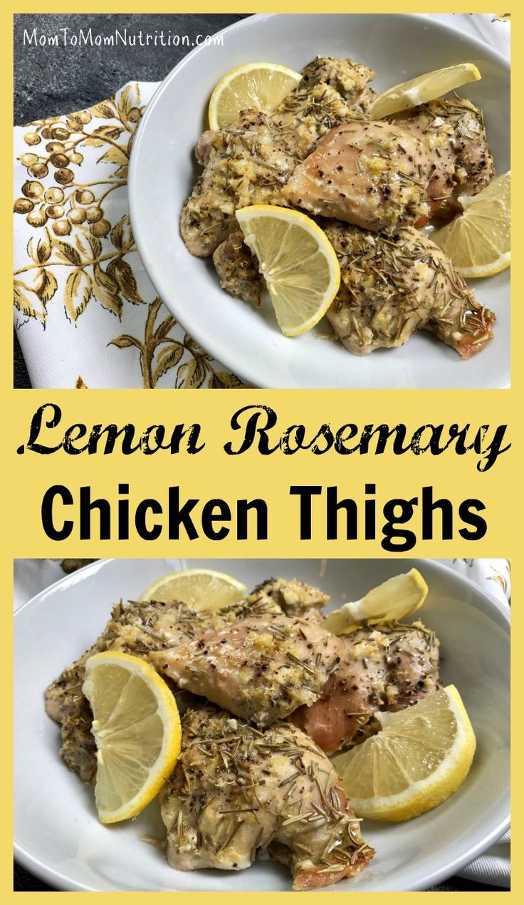 lemon and spice chicken thighs recipes dishmaps spiced chicken ...