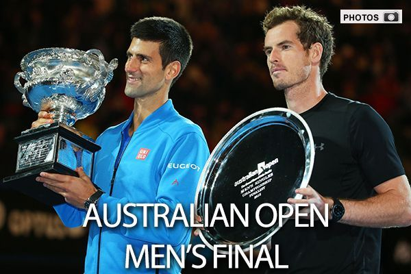 Novak Djokovic wins Australian Open: Andy Murray defeated - Yahoo!7