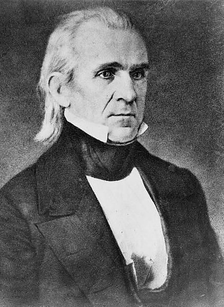 """Final words of James K. Polk """"I love you, Sarah. For all eternity, I love you."""" Sarah, was his wife. Sarah lived for another 42 years...."""