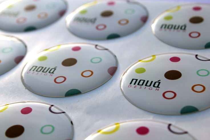 3d Stickers//Poua Design
