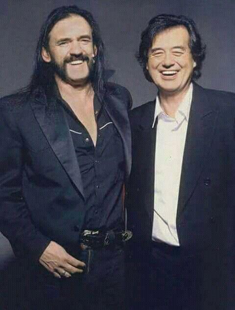 Lemmy Kilmister/Jimmy Page | Led Zeppelin in 2019 | Rock