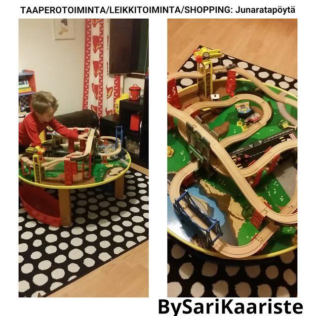 leikit, sisäleikit, junarata, junapöytä, junaleikki
