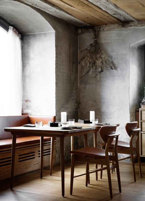 Ресторан по проекту Snøhetta в Копенгагене