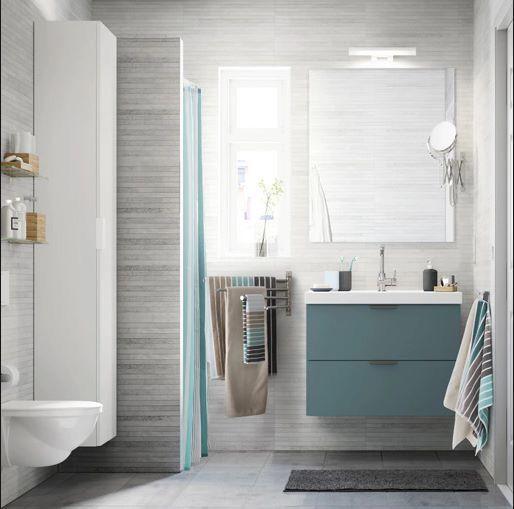 Muebles Para Baos Pequeos Ikea Free Stunning Asombroso Banos - Ideas-baos-ikea
